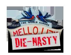 Mello Mello Impropriety workshop featuring Dana Andersen, Donovan Workun and Kory Matthewson of Die-Nasty