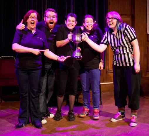 ComedySportz 2014