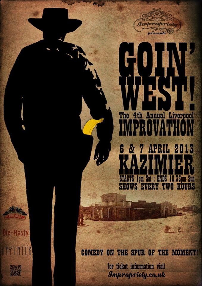 goin west poster