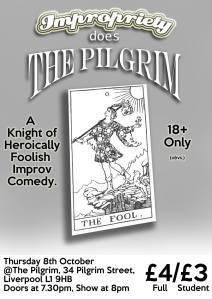 Pilgrim flyer