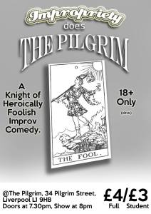 Impropriety Plays The Pilgrim